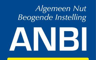 Sterke Yerke heeft de ANBI-status
