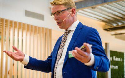 Ambassadeur in de spotlight: Douwe Faber