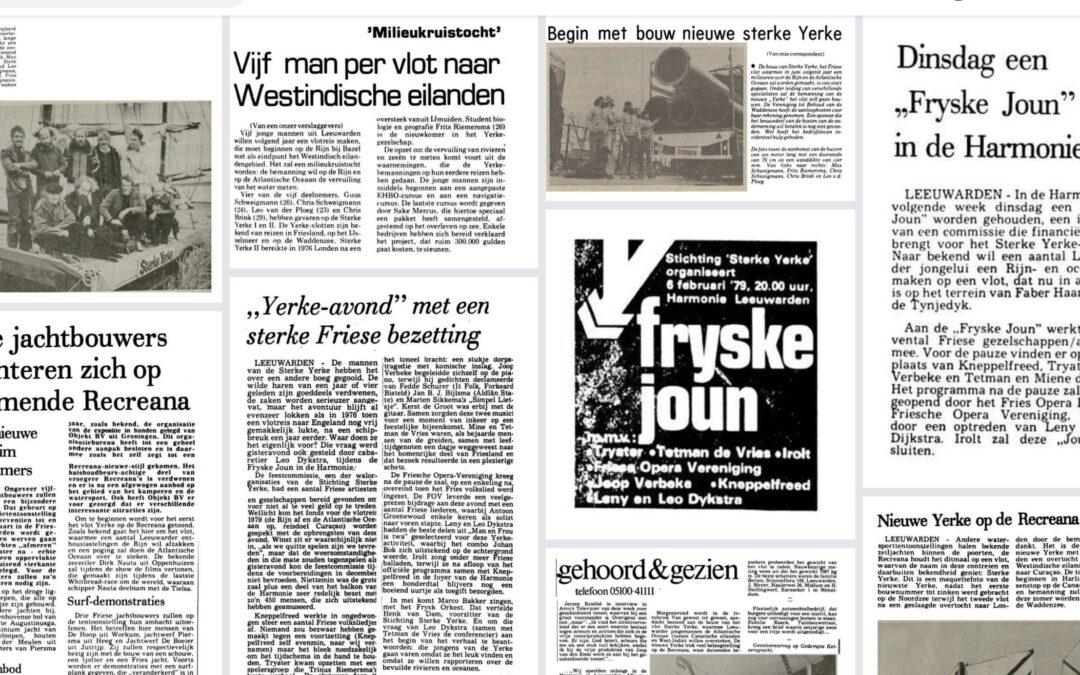 Krantenartikelen