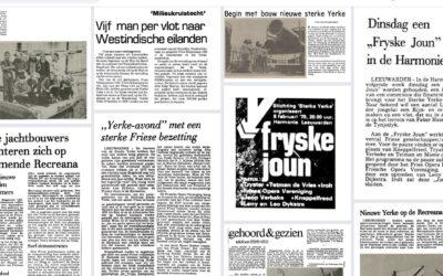 Unieke verzameling in Sterke Yerke-archief