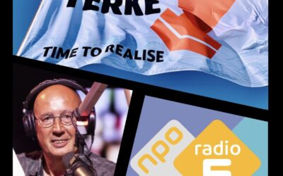 Radio 5, Lunch Lekker met Daniel Dekker