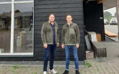 H. Oude Hengel GmbH sponsort het dek
